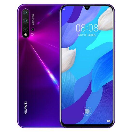 Huawei Nova 5 Pro позирует на «живых» снимках – фото 5