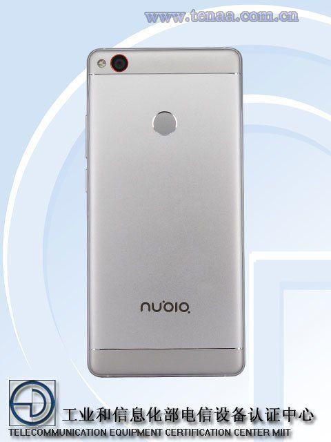 ZTE Nubia Z11 c Snapdragon 820 и 16 Мп камерой сертифицирован в Китае – фото 2