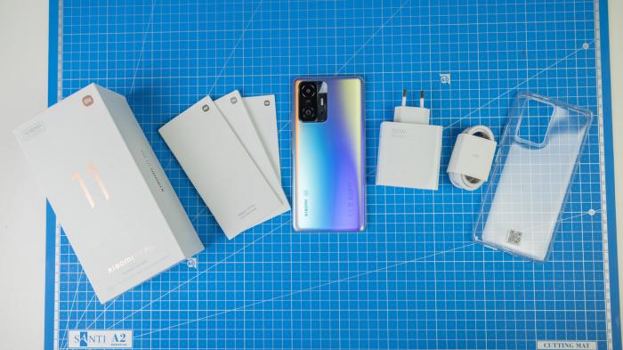 Обзор Xiaomi 11T Pro - новая песня на старый лад! Держите 120 Вт! – фото 3