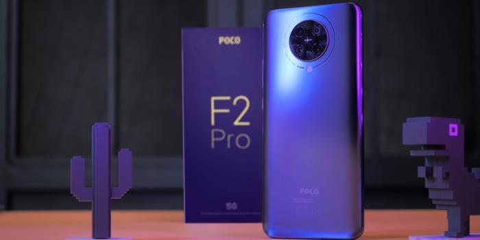 Xiaomi Poco F2 Pro c korobkoi