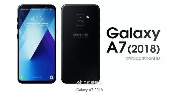 Samsung Galaxy A7 (2018) и Galaxy A5 (2018): дисплеи с тонкими отступами идут в массы – фото 1