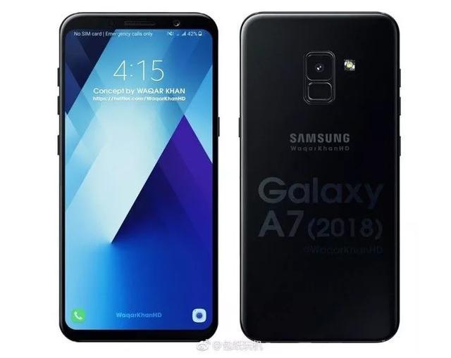 Samsung Galaxy A7 (2018) и Galaxy A5 (2018): дисплеи с тонкими отступами идут в массы – фото 2