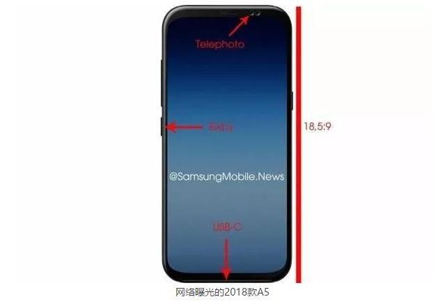 Samsung Galaxy A7 (2018) и Galaxy A5 (2018): дисплеи с тонкими отступами идут в массы – фото 3