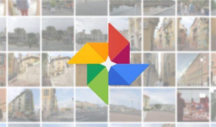 Google Фото коллажи