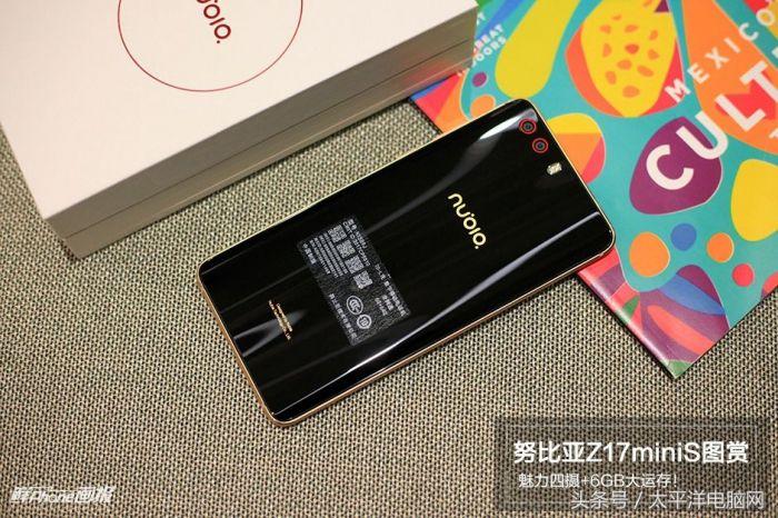 Анонс Nubia Z17 mini S: красивый камерофон среднего уровня – фото 12