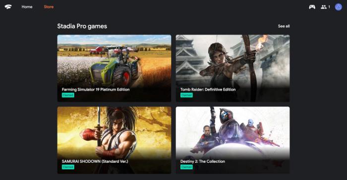 Google Stadia теперь позволит покупать игры через  web-интерфейс – фото 3