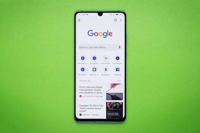 Обновите Google Chrome на своем смартфоне – это может увеличить автономность вашего устройства – фото 3