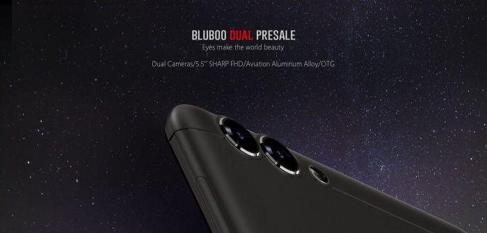 Bluboo Dual с двойной основной камерой официально представлен – фото 1