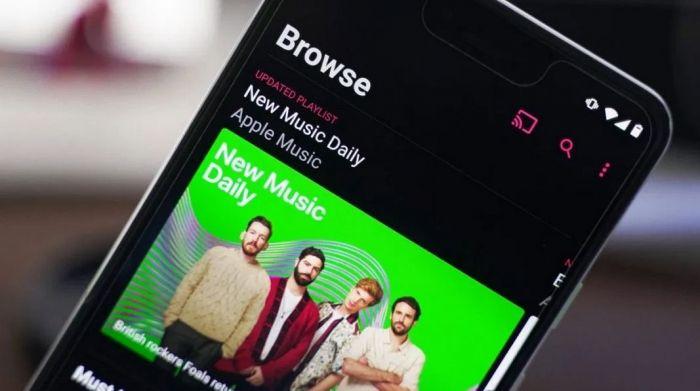 Apple упрощает жизнь фанатам музыки на Android: в Apple Music добавилась опция переключения песен без пауз – фото 3