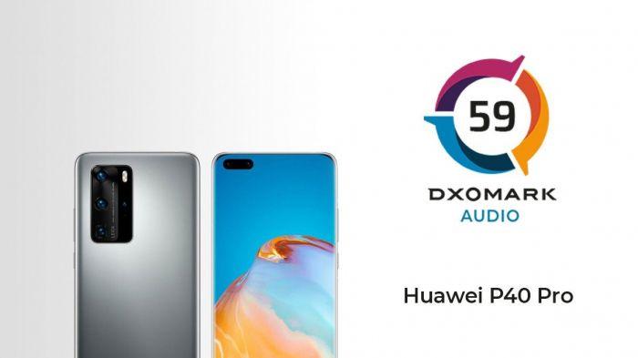 Huawei P40 Pro не порадует любителей отличного звука. Это подтвердили DxOMark – фото 3