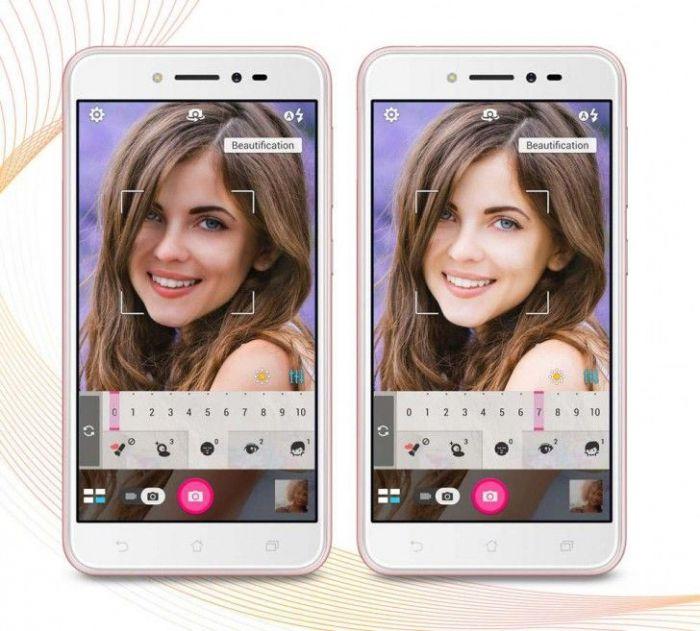 Анонс ASUS ZenFone Live: смартфон для качественного селфи с корректирующими цвет лица фильтрами – фото 4
