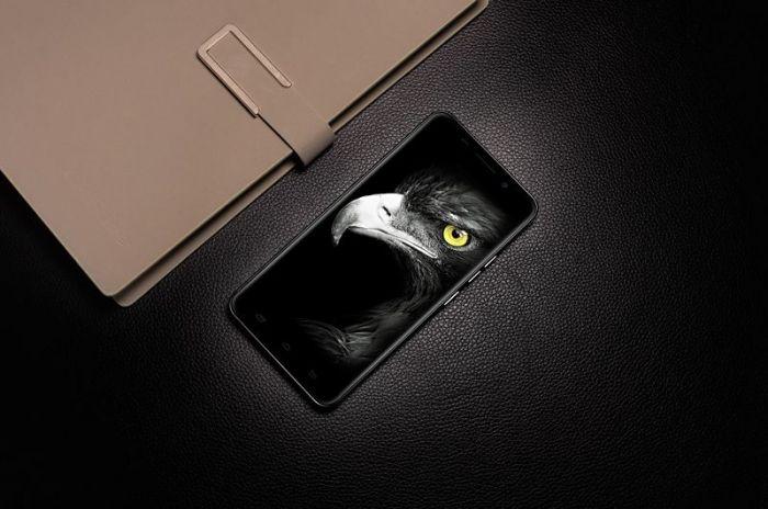 Ulefone Metal – доступный безрамочный смартфон в металлическом корпусе и с 3 Гб оперативки – фото 1