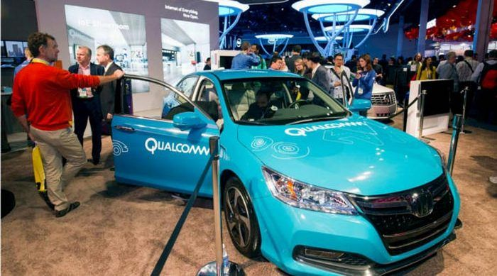 Qualcomm откроет для себя рынок беспилотных автомобилей – фото 2