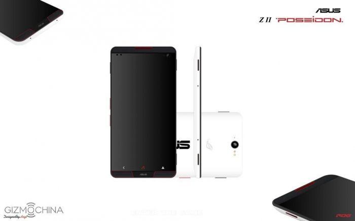 Asus Z2 Poseidon – концепт игрового смартфона с охлаждением на тепловых трубках – фото 4