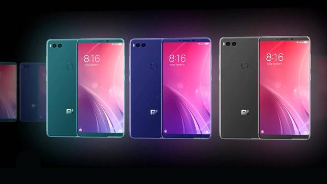 Xiaomi Redmi 5A показали на промо-постере и рендеры Xiaomi Redmi 5 – фото 4