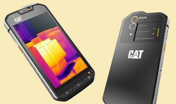 CAT S60 – защищенный смартфон, который может видеть в темноте – фото 1