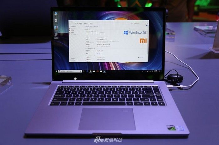 Представлен игровой ноутбук Xiaomi Mi Notebook Pro 2 – фото 1