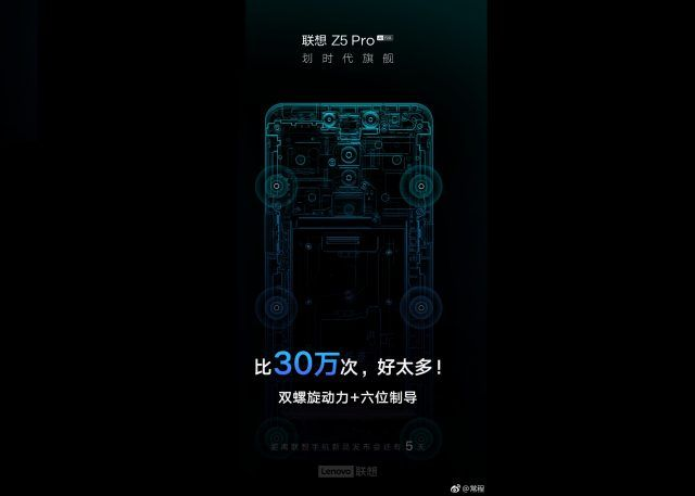 Lenovo Z5 Pro имеет гораздо более совершенную технологию слайда, чем Xiaomi Mi Mix 3 – фото 1