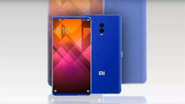 Показали концепт Xiaomi Mi7 – фото 1
