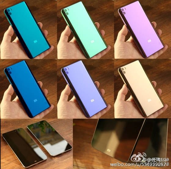 Xiaomi Mi Note 2 может получить AMOLED дисплей со стеклом Gorilla Glass 5+ и водонепроницаемый корпус – фото 1