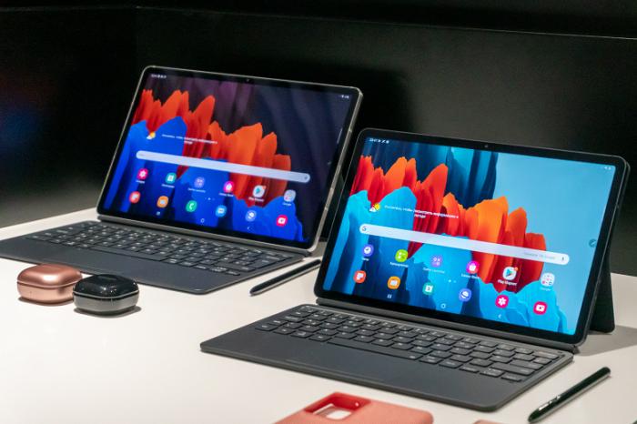 Представлены планшеты Samsung Galaxy A7 2020 и Galaxy Tab S7/S7+ – фото 3