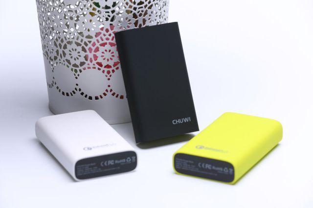 Chuwi выпустит Power Bank с поддержкой быстрой зарядки Quick Charge 3.0 – фото 2