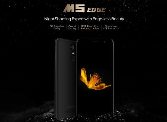 Leagoo M5 Edge: недорогой и с хорошей камерой, как для смартфона начального уровня – фото 1