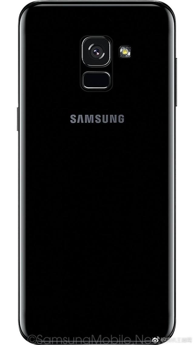 Samsung Galaxy A7 (2018) засветился на новых рендерах – фото 3