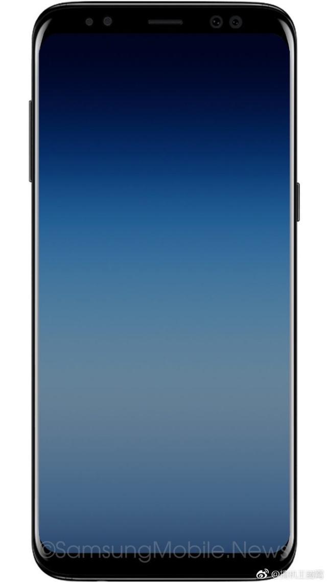 Samsung Galaxy A7 (2018) засветился на новых рендерах – фото 2