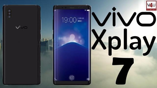 Vivo Xplay 7 первым предложит дисплейный сканер отпечатков пальцев – фото 1