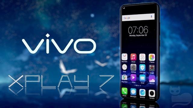Vivo Xplay 7 первым предложит дисплейный сканер отпечатков пальцев – фото 2