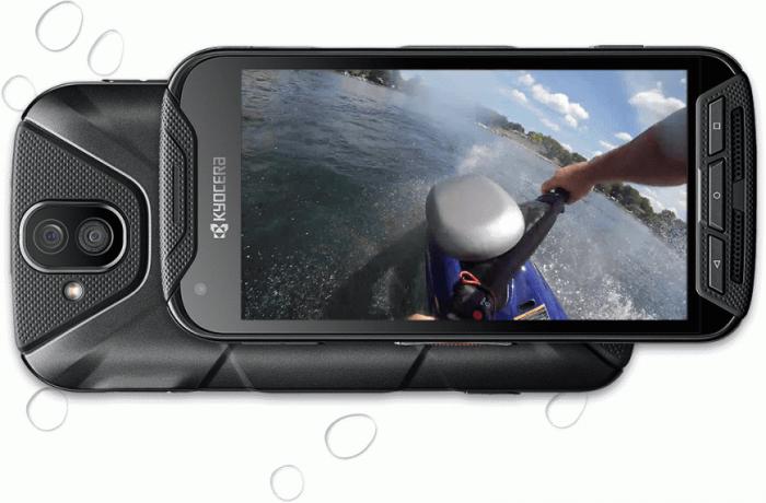 Kyocera DuraForce Pro – новый защищенный смартфон со встроенной экстрим-камерой – фото 1