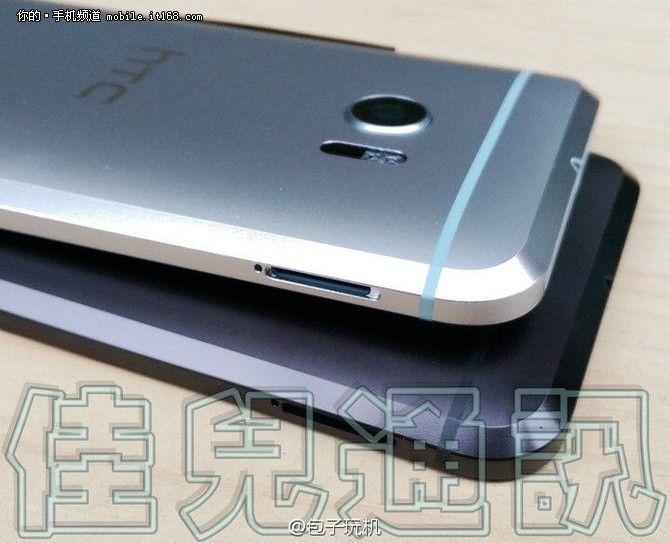 HTC 10: очередная порция шпионских фото металлического корпуса флагмана – фото 1