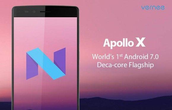 Vernee Apollo X станет первым смартфоном с Vernee OS – фото 1