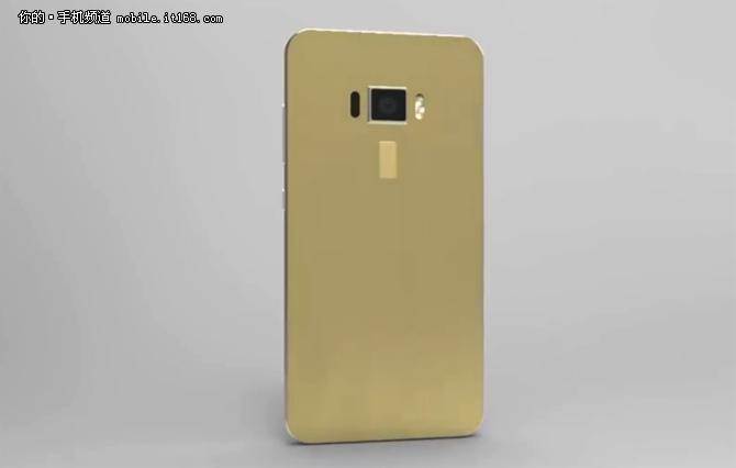 Asus Zenfone 3 покажут в конце мая. Первые рендеры будущей новинки – фото 2