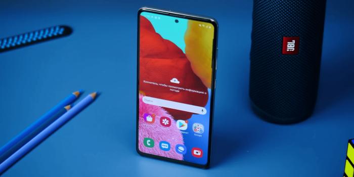 Обзор Samsung Galaxy A51 – апгрейд забыли положить… – фото 4