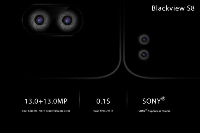 Blackview S8 — очередное прочтение бюджетного безрамочного смартфона – фото 2