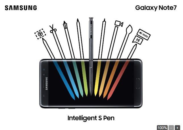 Samsung официально подтвердила выход Galaxy Note 7 в топовой версии 6/128 Гб – фото 1