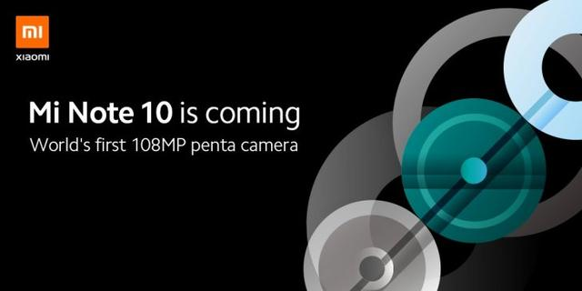Xiaomi Mi Note 10 — это глобальная версия Xiaomi CC9 Pro – фото 1