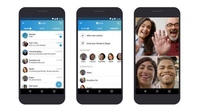Microsoft выпускает облегченную версию приложения Skype для слабых смартфонов – фото 2