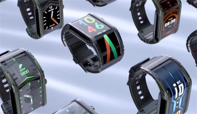 Смарт-часы Nubia Watch: гибкий дисплей, функционал смартфона и фитнес-трекера – фото 4