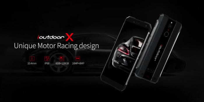 Элегантный и защищенный Ioutdoor X: краш-тест и скидка на смартфон – фото 1
