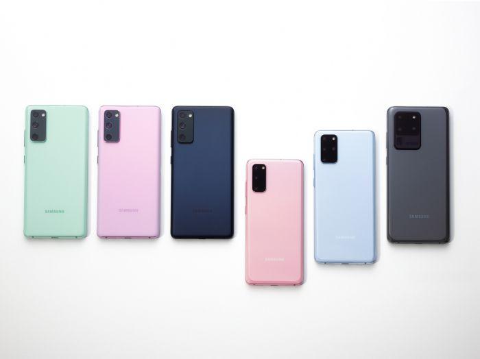 Анонс Samsung Galaxy S20 FE: яркая лайт-версия флагмана для фанатов – фото 2