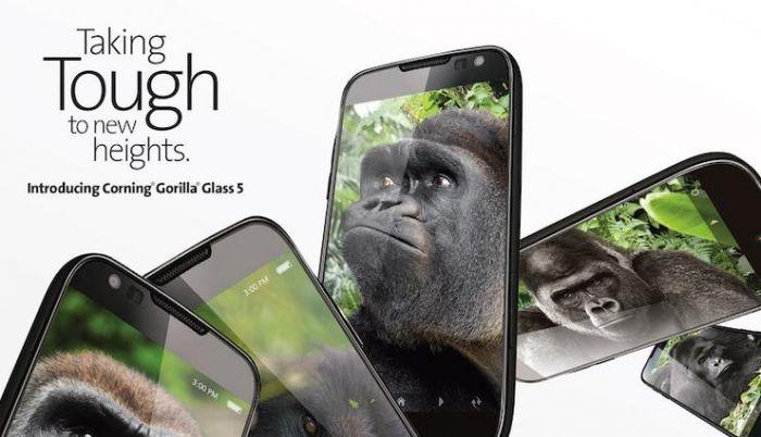 Oppo Find 9 будет защищен стеклом Gorilla Glass 5 – фото 1
