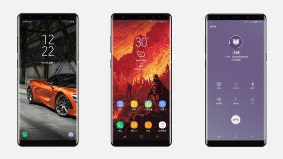 Что может получить Samsung Galaxy Note 8 – фото 1