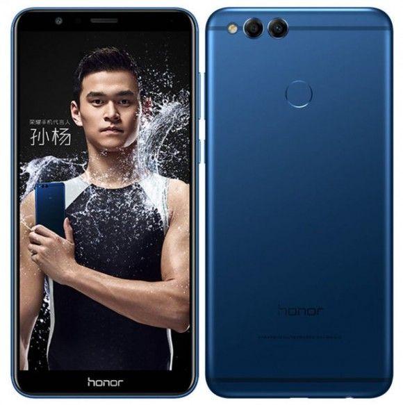 Представлен Honor 7X с широкоформатным дисплеем и двойной камерой – фото 8