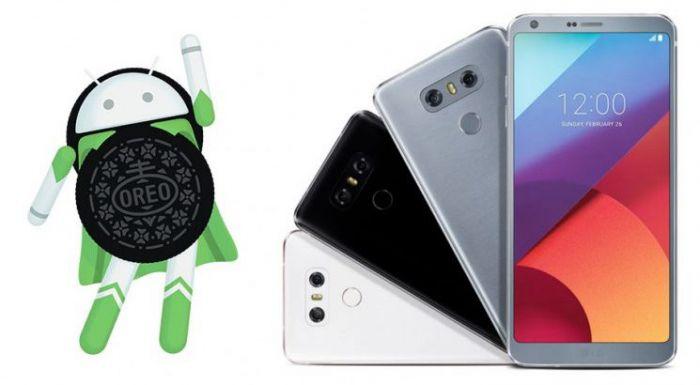 LG G6 скоро получит обновление до Android Oreo – фото 2