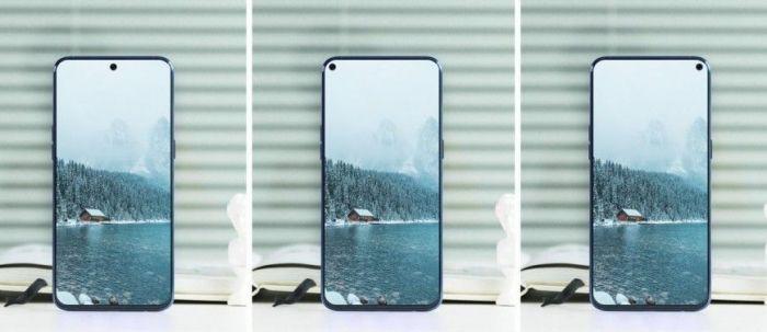 Samsung тестирует мобильники со скрытыми селфи-камерами – фото 1