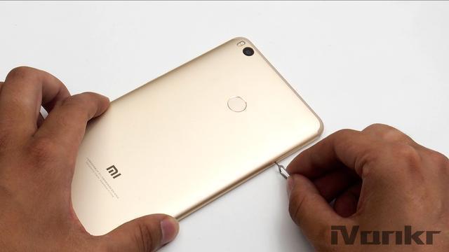 Xiaomi Mi Max 2 разобрали на части – фото 2