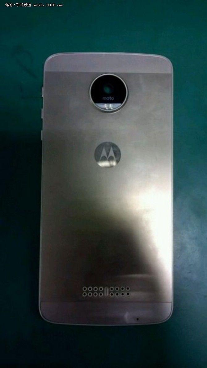 Motorola Moto X3 получит корпус из латуни, 5-дюймовый дисплей и Snapdragon 820 – фото 1